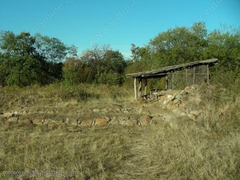 Подновени са археологическите разкопки на късноантичната пътна станция Анище край Белоградчик