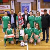Осмомартенски футболен турнир за момичета във Видин