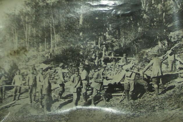 """Сто години от боевете на Трети пехотен Бдински полк при """"Червената стена"""" се навършват на 12 март"""