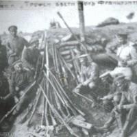 Взети трофеи след контраатаката при Братин дол