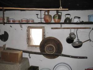 Стена в турлашка къща