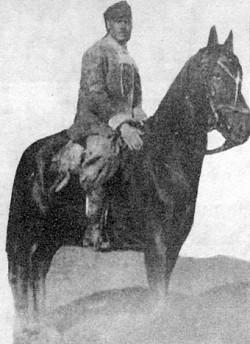 Първият български каскадьор Любен Георгиев