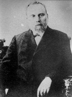 Видинчанинът Илия Цанов подписва Топханенския акт в Цариград