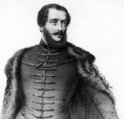Лайош Кошут - Kossuth Lajos снимка в.Видин