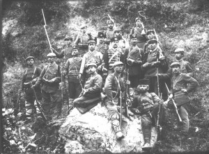 Обединена върховистка чета през 1902 година на Иван Савов, Борис Дрангов, Владислав Ковачев и други