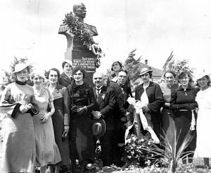 Паметник на генерал Кръстьо Маринов във Видин