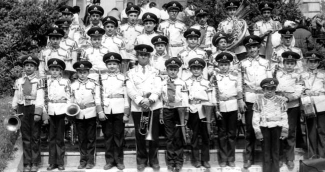 първия детски духов оркестър във Видинско