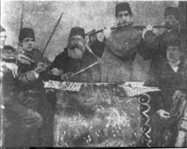 Оркестърът на Шафрани