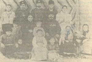 Стоян Пешов Раковски Семейство