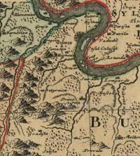 Карта на Видин
