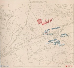 карта 1885 г