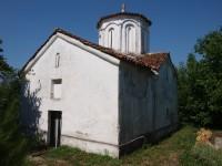 Старата манастирска черква