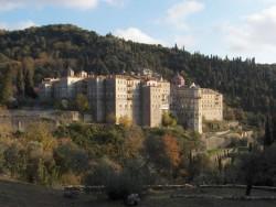 "Български манастир ""Св. Георги"", Света гора"