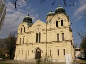 """Катедралният храм """"Св. Димитър"""" във Видин"""