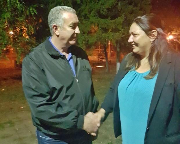 Десислава Иванова от ПП ГЕРБ  спечели убедителна победа на първия тур в частичните избори за кмет на кметство Капитановци, община Видин
