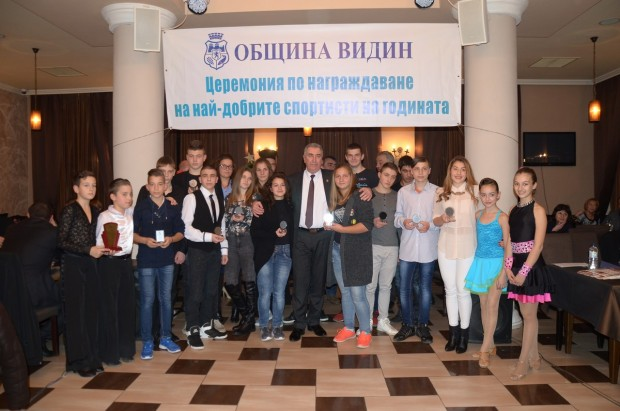 Цветелина Цветанова спечели титлата Спортист №1 на Видин за шеста поредна година