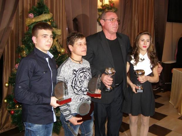 Цветелина Цветанова е спортист на годината на Видин