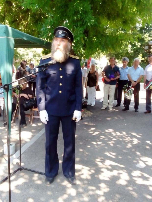 Капитан I ранг, офицер от запаса Васил Кръстев: Нашата история е изпълнена с герои, много от тях са известни, но още повече са тези, които са забравени