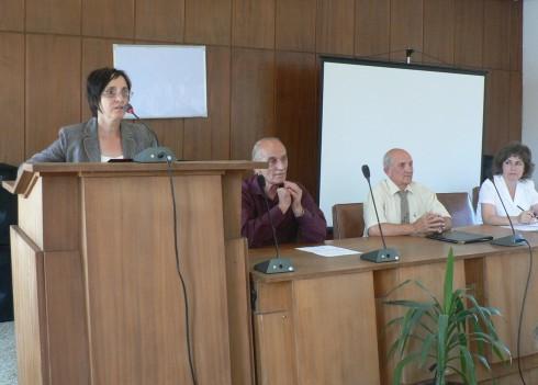 Заместник-областният управител на Видин Елка Георгиева взе участие в тържествата, посветени на празника на град Кула