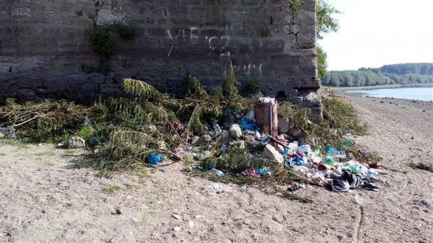 градският плаж във Видин