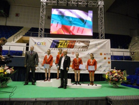 Цветелина Цветанова - Европейска шампионка