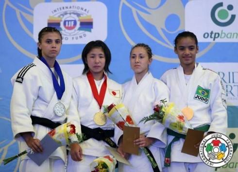 Първи медал от Световно първенство по Джудо за Видин