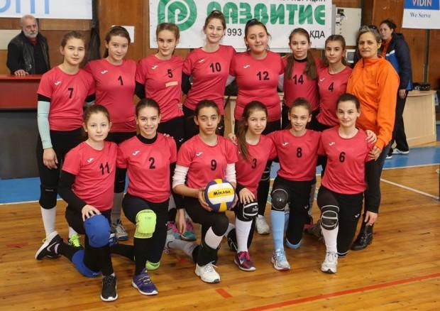 Втори турнир на Скаут лигата по волейбол във Видин