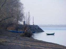 Нивото на река Дунав се покачи в началото на българския участък