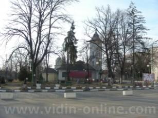 С доброволен труд е изградена часовниковата кула в Ново село