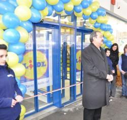 От днес Видин, Враца и Козлодуй са част от веригата градове, където оперира Лидл, най-бързо разрастващата се в Европа верига магазини тип дискаунтър  за хранителни и нехранителни стоки.