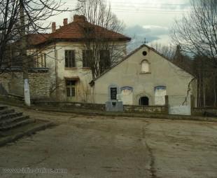Църквата в село Бранковци
