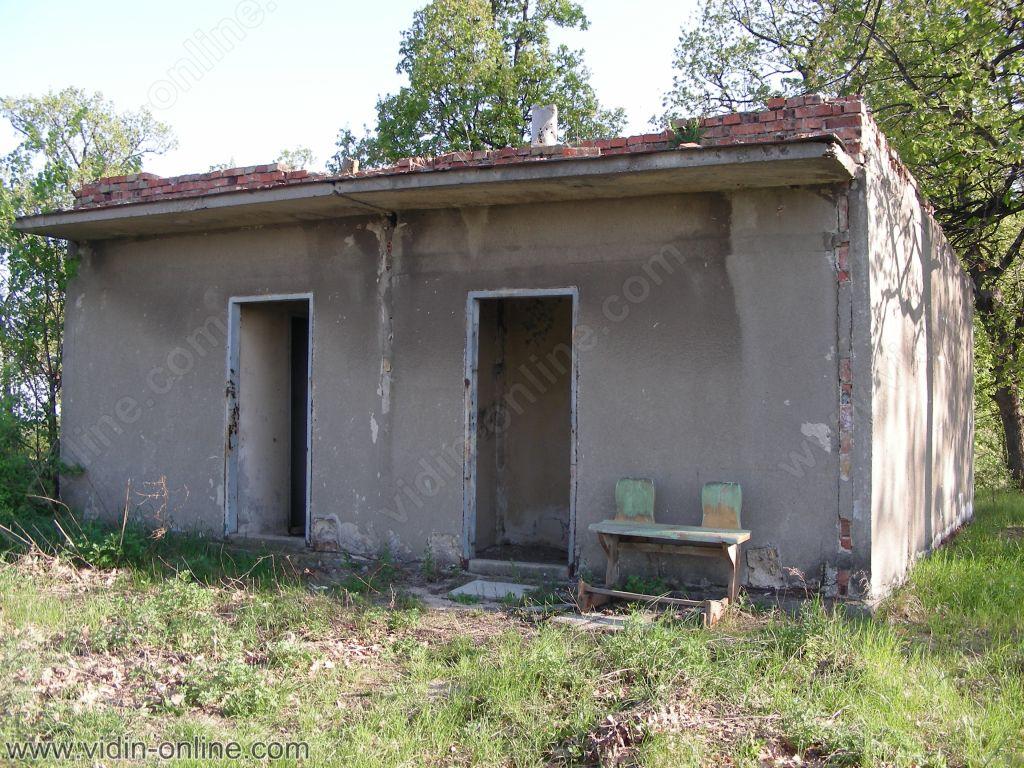 КПП-Градсковски колиби