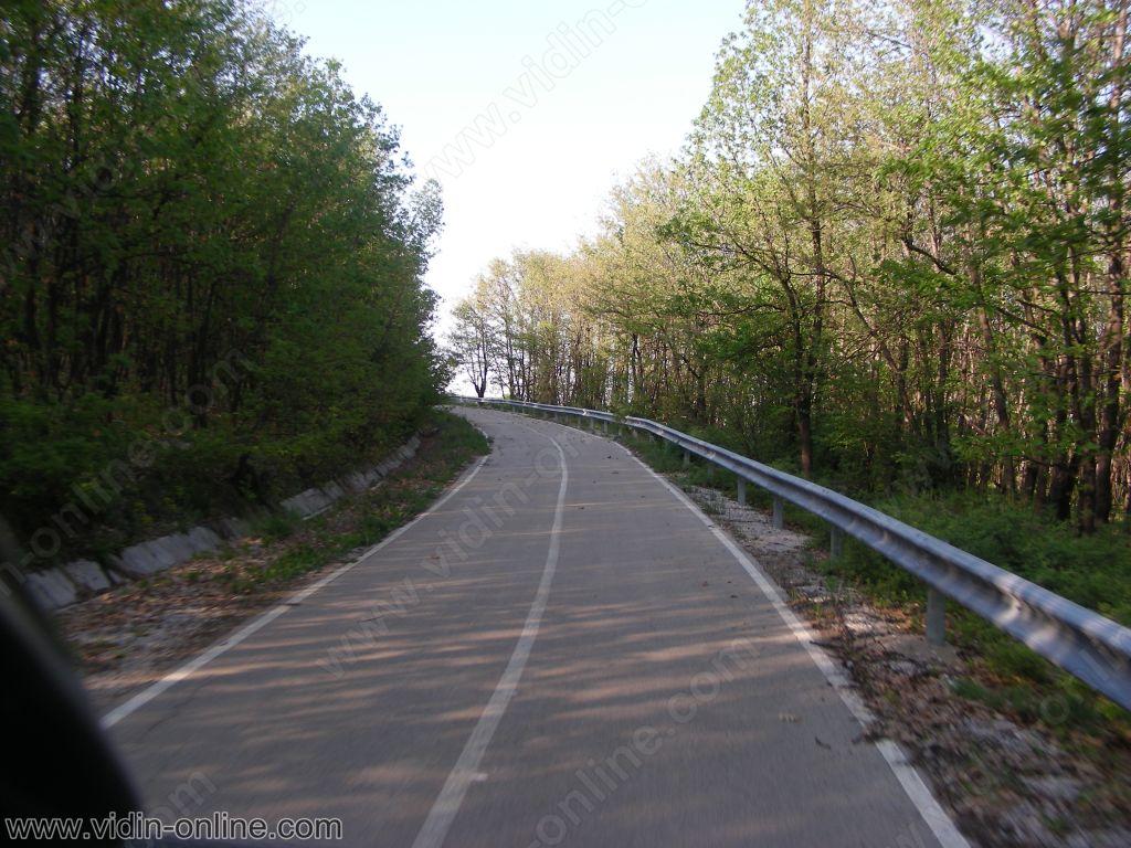 Път градсковски колиби