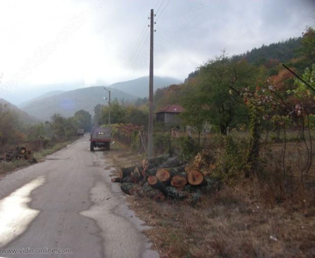10 са обитаемите къщи в белоградчишкото село Крачимир, близо 100 пустеят