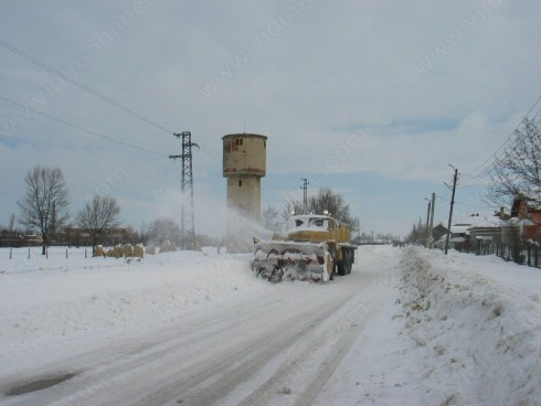 Проблемни остават няколко общини на територията на област Видин