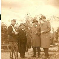 Матей Игнатов втория от ляво на дясно в Белоградчик