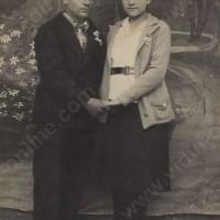 Георги и Йордана Тонини, около 1934