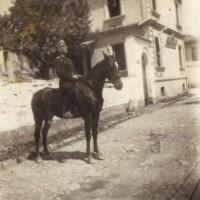 Коцо Тонин с кобила Анка
