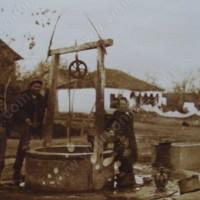 На кладенец в село Неговановци 1935