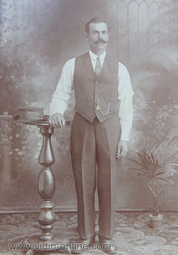 Георги Човиков от Ново село