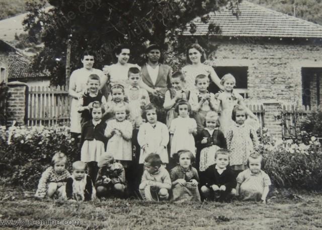 Стари снимки  на село Стакевци