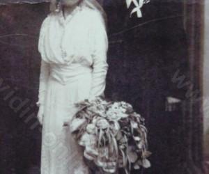 Сватбата на Митка и Коста Петрови 1915