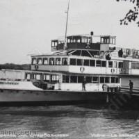 Корабът Александър Стамболийски
