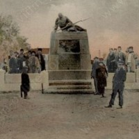 Паметник на Бдинци - сръбско-българската война 1885