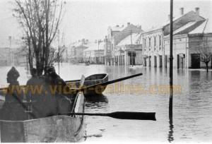 Наводнението във Видин през март 1942