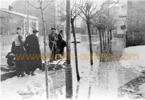 Наводнението във Видин през 1942г