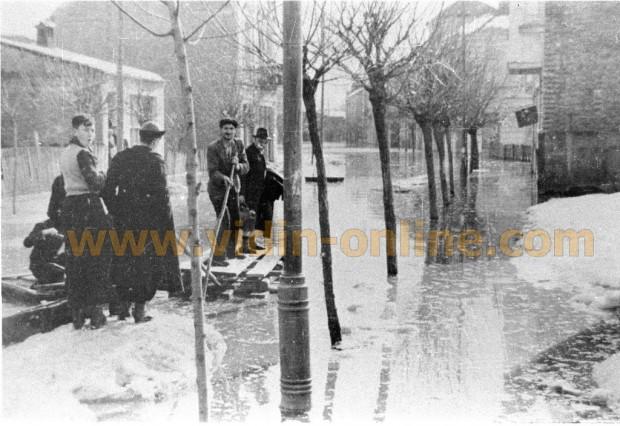 Анелия Луканова и наводнението във Видин