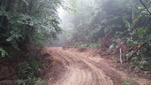 Горски кален път