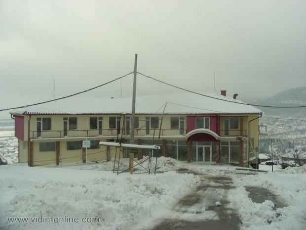 Хотел пред крепостта Калето в Белоградчик