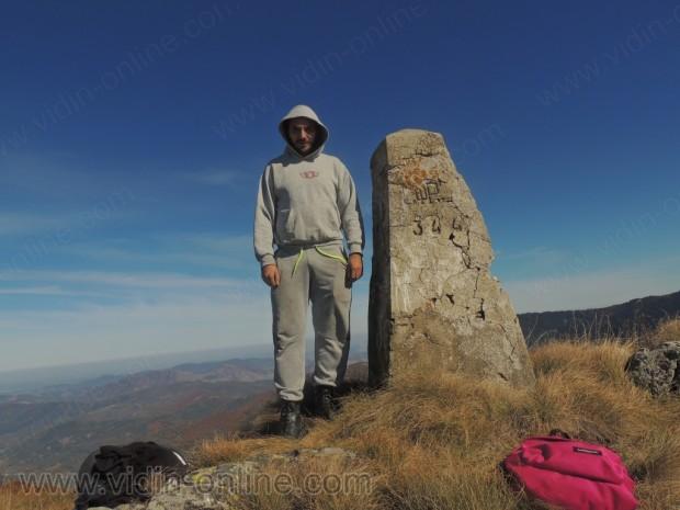 връх Голаш